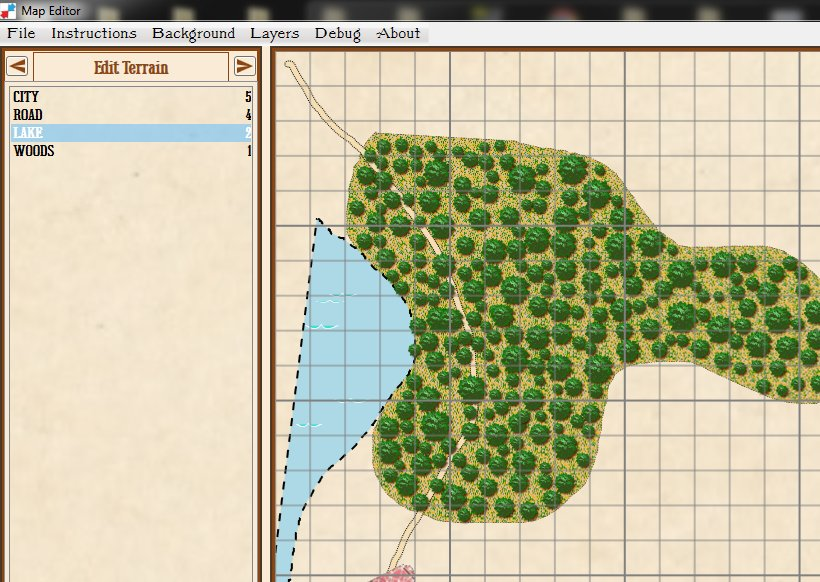 Game design general staff screen capture showing support for multiple drawing layers and vector graphics in the map editor click to enlarge gumiabroncs Images